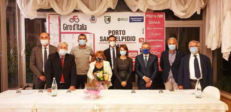 Porto Sant'Elpidio, Giro d'Italia e il mito di Marco Pantani