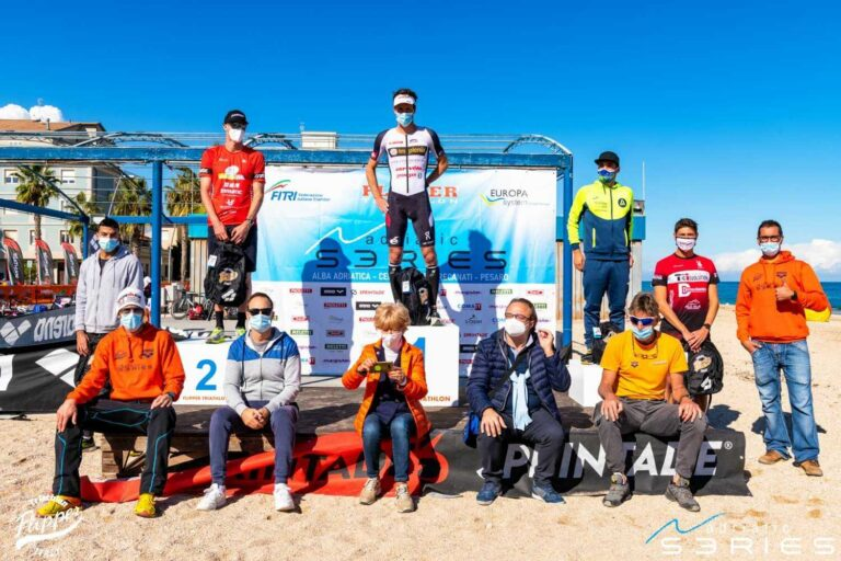 Triathlon Olimpico a San Benedetto del Tronto