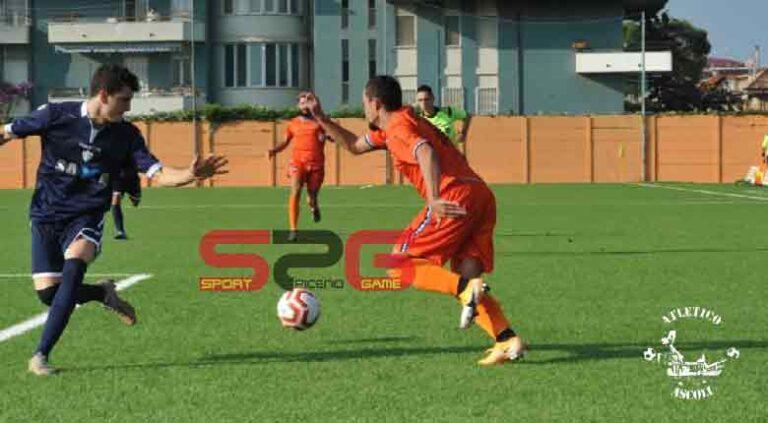 5°Giornata, Porto D'Ascoli – Atl.Ascoli 0-1