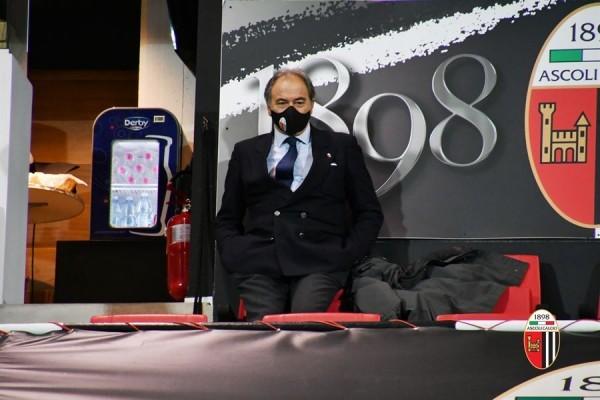 Presidente Ascoli Calcio Neri