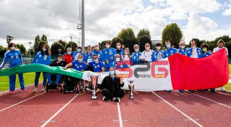 Atletica Paralimpica, Societari Tricolori Giovanili A Sempione 82 E Polisportiva Luna E Sole