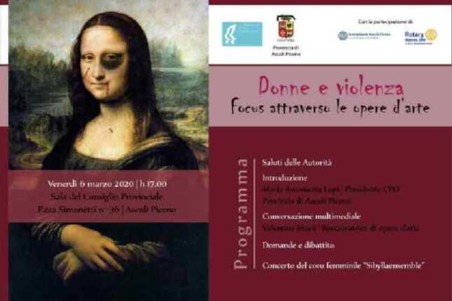 Donne E Violenza. Focus Attraverso Le Opere D'arte