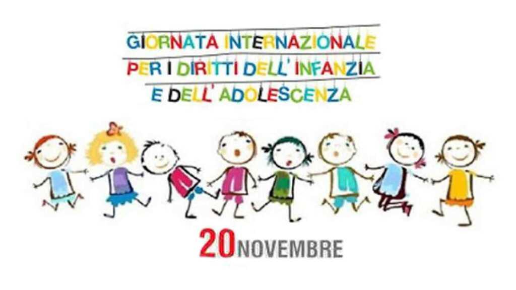 Giornata Internazionale Dell'infanzia E Dell'adolescenza