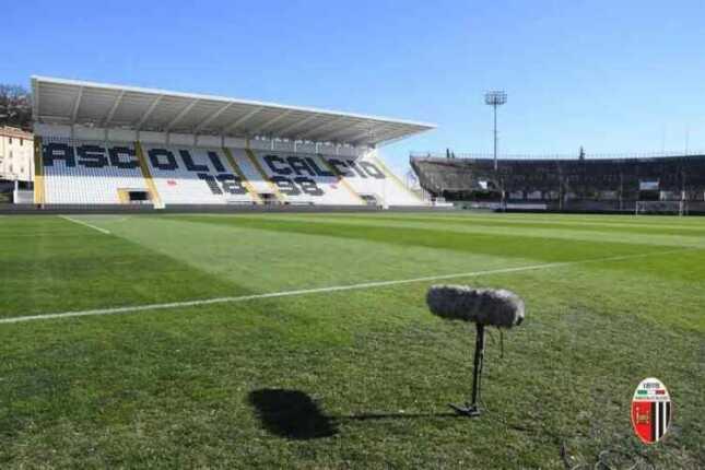 Ascoli Calcio Stadio Del Duca