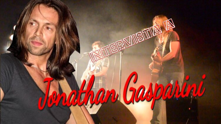 Intervista A Jonathan Gasparini