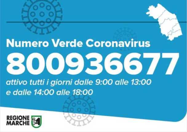 Numero Verde Coronavirus N