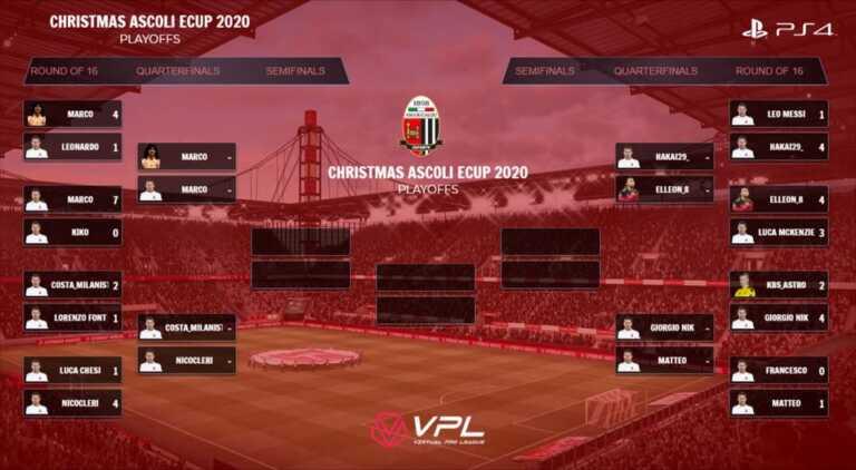 "Prosegue ""Ascoli Christmas Championship"""