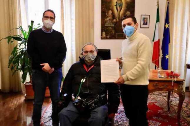 Associazione La Meridiana Comune Rinnova Protocollo D'intesa
