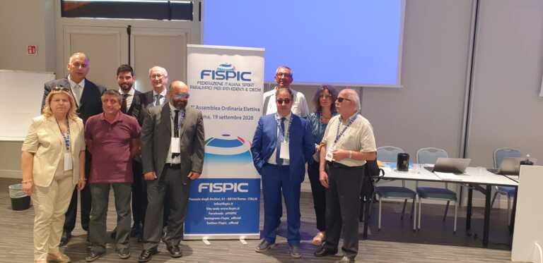 Fispic, Nuovo organigramma tecnico