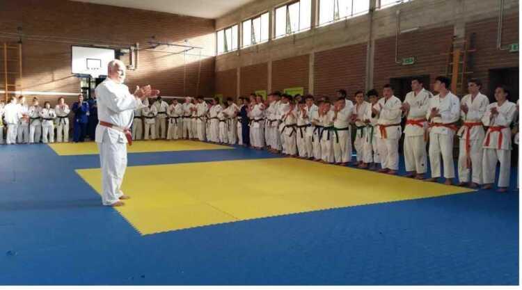 Judo Ipo Non Vedenti, Il Ct Non Vede L'ora Di Ripartire