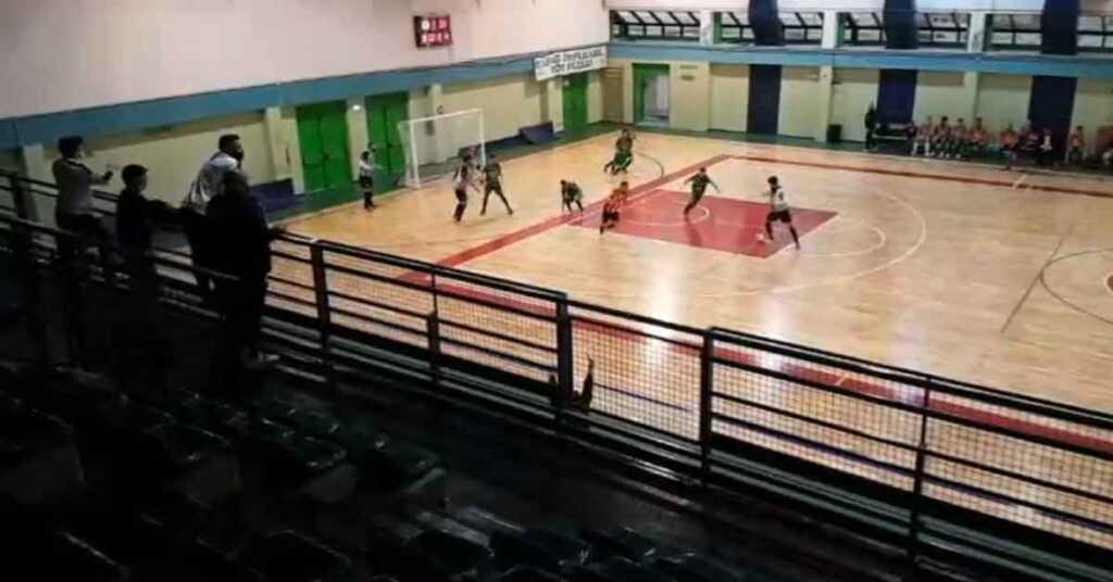 P.f.p. Futsal Askl 3 4