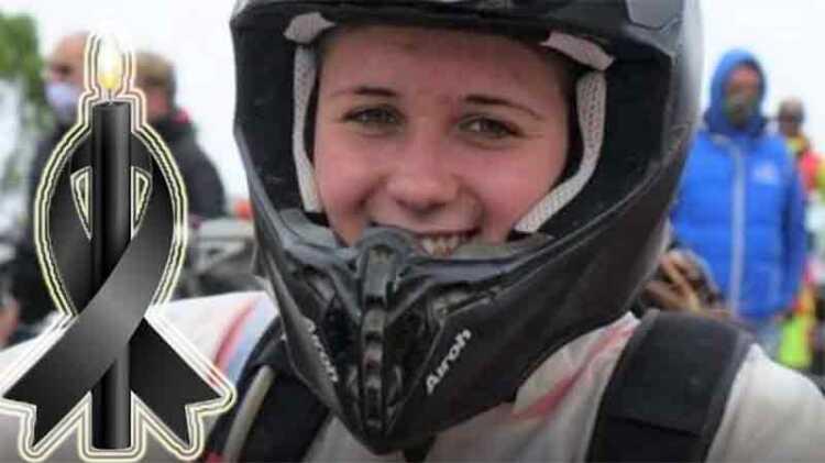 Sara Lenzi, Tragico incidente durante un trasferimento