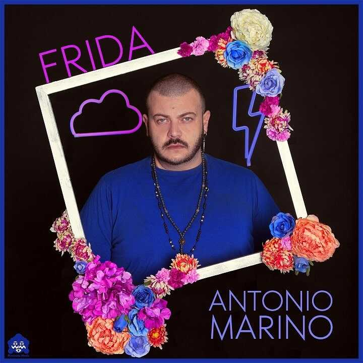 """MUSICA, ANTONIO MARINO  """"FRIDA""""  24 DICEMBRE FUORI IL VIDEO"""
