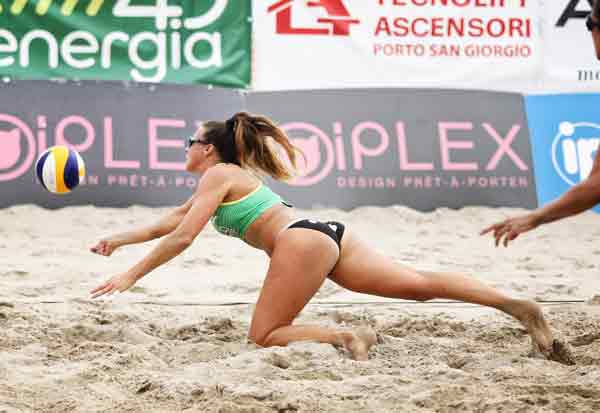 BEACHVOLLEY, ENERGYM CIVITANOVA MARCHE N°2