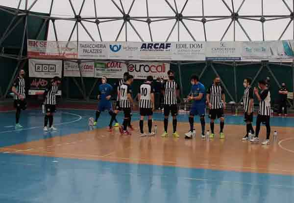 Cus Ancona - Futsal Askl 5-2