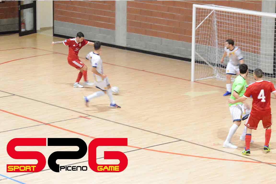Il Futsal Askl vince il big match della terza giornata di ritorno nel campionato nazionale di serie b contro il Recanati e