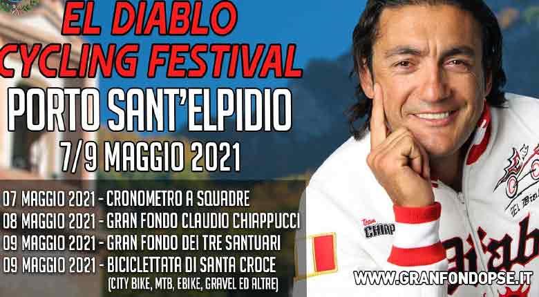 El Diablo Cycling Festival torna la combinata del Gran Prix Coste Fermane