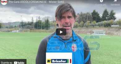 ASCOLI-CREMONESE - Mister Sottil