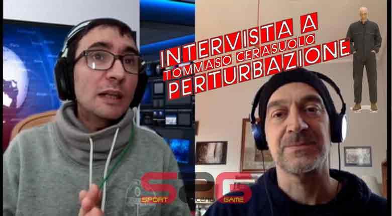 Intervista a Tommaso Cerasuolo (Perturbazione)