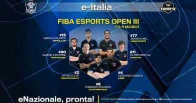 FIBA Esports Open, l'Italia eliminata ai quarti dalla Germania