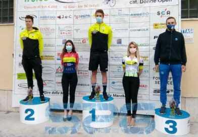 Federico Arioli: fuga per la vittoria e più forte della pioggia al Trofeo Cicli Falgiani