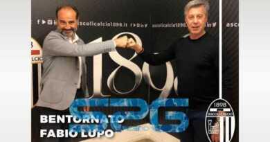 Ascoli Calcio, Presentazione, Direttore Sportivo, Fabio Lupo