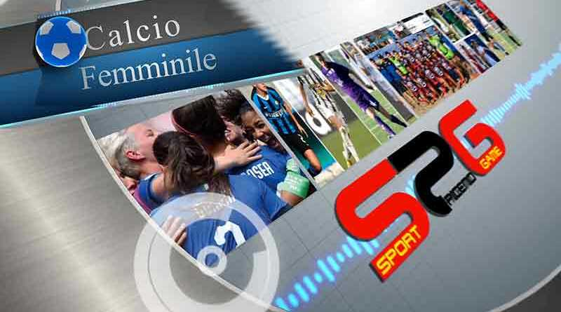 Calcio Femminile 3 Puntata ,HAPPY CAR SAMBENEDETTESE-LADY INTERNATIONAL 4-1