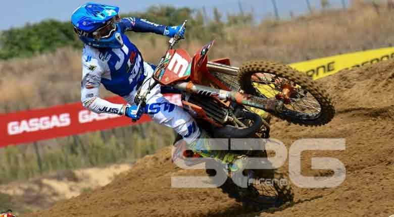 Valerio Lata Campione Italiano MX Junior 125cc 2021 (Ph. Offroad Pro Racing)